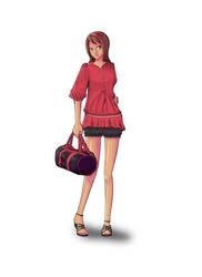 Fashion Girl 2 by Rik-VReal