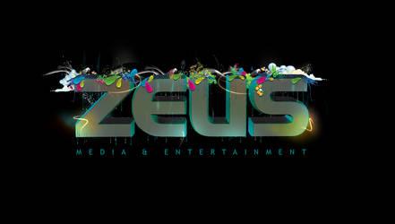 Zeus media logo prototype by pixelcriminal