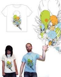FeatherdBurst by pixelcriminal