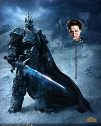 Arthas' take on Twilight by EvilWarChief666