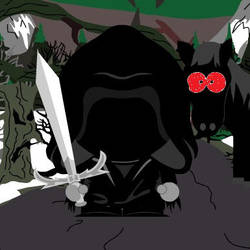 South Park Nazgul by EvilWarChief666