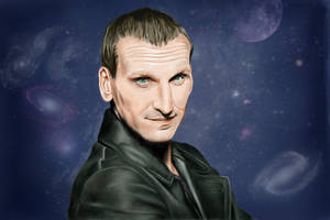 9th Doctor Who by Rapsag