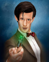 11th Doctor by Rapsag
