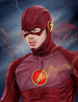 The Flash by Rapsag
