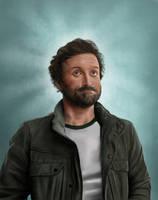Chuck (Supernatural) by Rapsag
