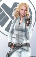 Agent 13 by Vylla