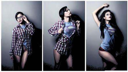Superwoman by WastlCalavera