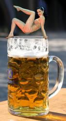 Dita van Bier by WastlCalavera