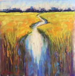 Small Stream by ElcinOzcan