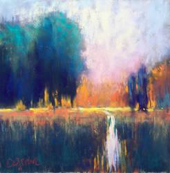 Colors at Dusk by ElcinOzcan