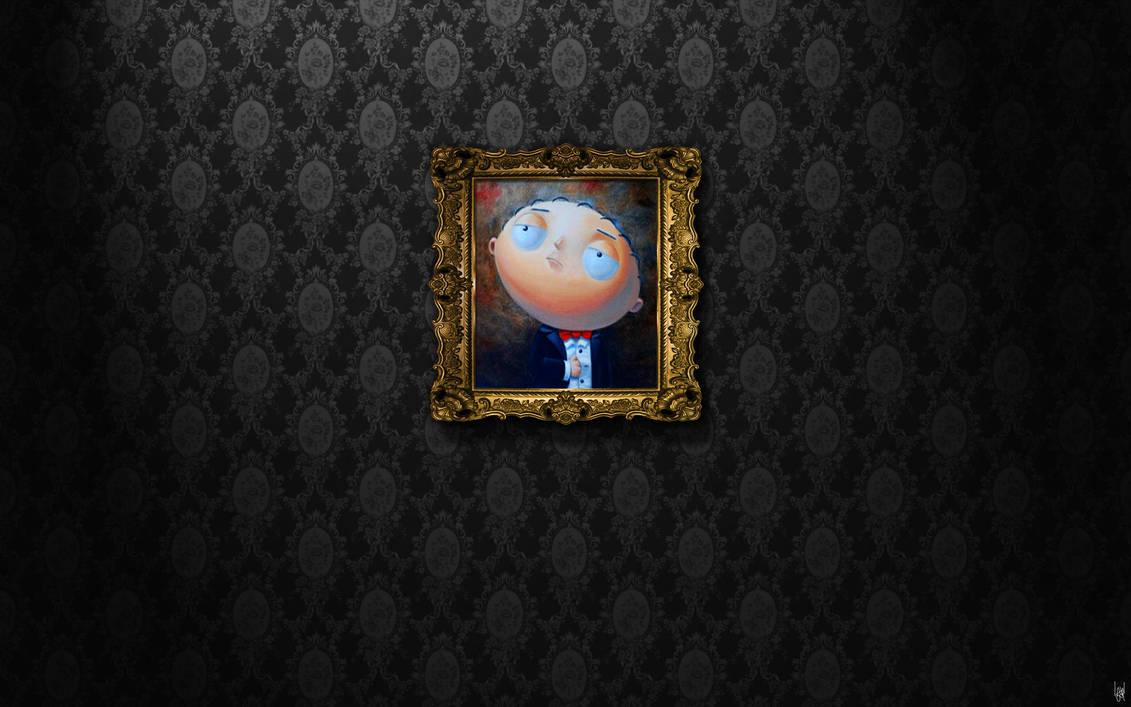 Stewie Griffin President by leeislee