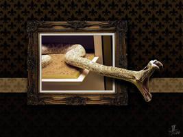 Snake strike by leeislee