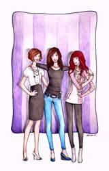 Friends by Achen089