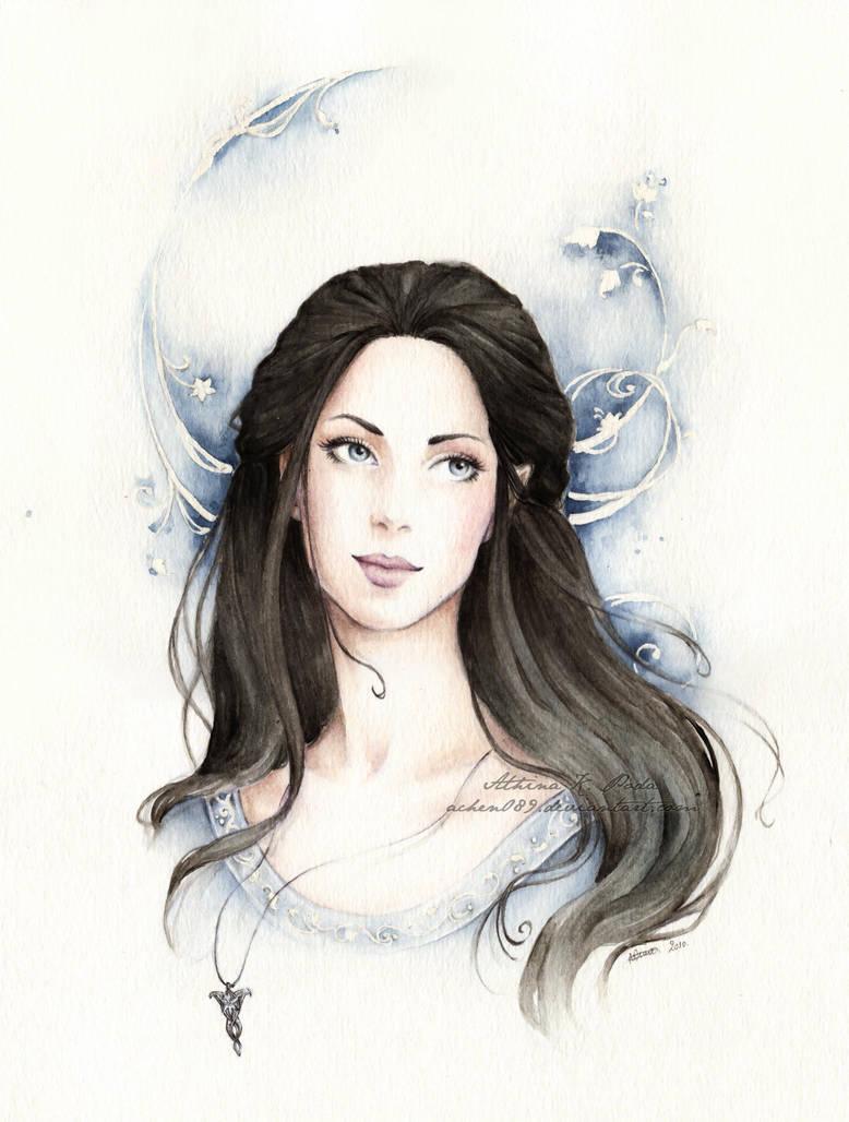 Arwen Evenstar by Achen089