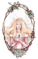 The Sleeping Beauty by Achen089