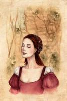 The Cinder Girl by Achen089