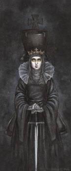 The Black Queen by Achen089