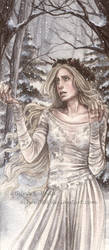 Four Seasons : Winter by Achen089
