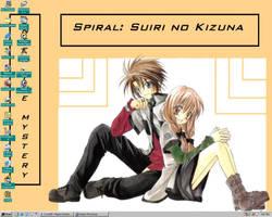 Spiral Desktop n.n by RileyTheHedgehog