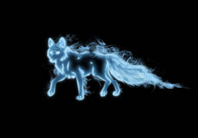 Fox Patronus by Tribalchick101