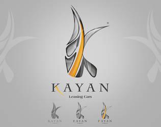 KAYAN logo by Gadag178