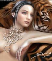 La Venus del tigre by Sarima