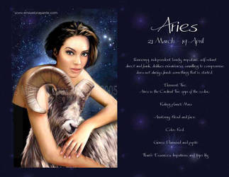 Aries by Sarima