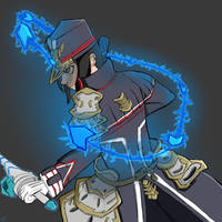 Morag the Flamebringer by Figfire