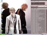 Shinra Desktop by ShiroiNeko-sama