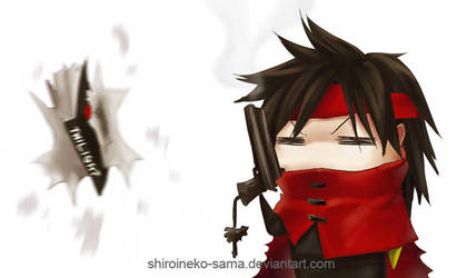 Twilight VS Vincent Valentine by ShiroiNeko-sama
