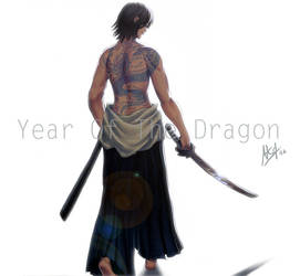 SB: Year Of The Dragon by ShiroiNeko-sama