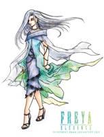 Freya: Elegance by ShiroiNeko-sama