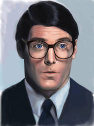 Clark Kent by Ultrajack
