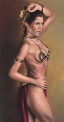 Slave Leia by Ultrajack