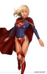 Supergirl by Ultrajack