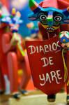 diablos de Yare by mayex