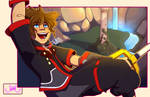 KH3: Tangled, Sor[t]a by bloodthirstyKitten