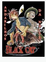 Black Cat by Glaubart