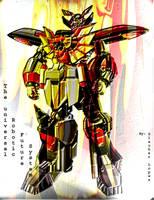Big Robot by Glaubart