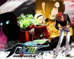 King of Fighters 13 by Glaubart