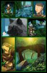 A ULTIMA FABULA COMICS by Glaubart