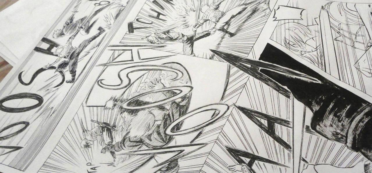 Louis De Dampierre Manga5 by Glaubart