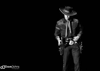Gunslinger by Djohns