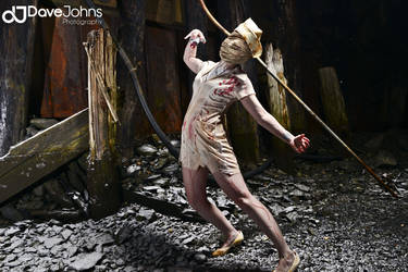 Silent Hill Nurse by Djohns