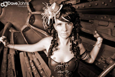 Lindsey - SteamPunk 2 by Djohns