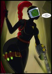 Callidus Assassin by Sexual-Yeti