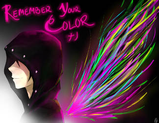 Remember Your Color - nano by Amu-chan1314