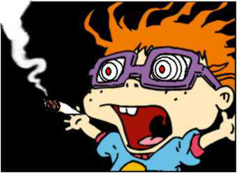 Kids on Drugs by LordDarko