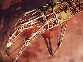 Steampunk Mecha Arm by SystematicChaosInc