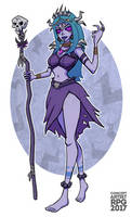 Leader of the Dark Tribe by SunChief